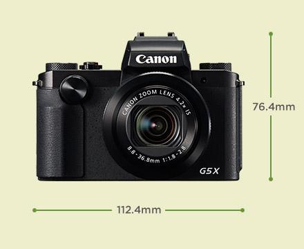 PowerShot G5 X view 1