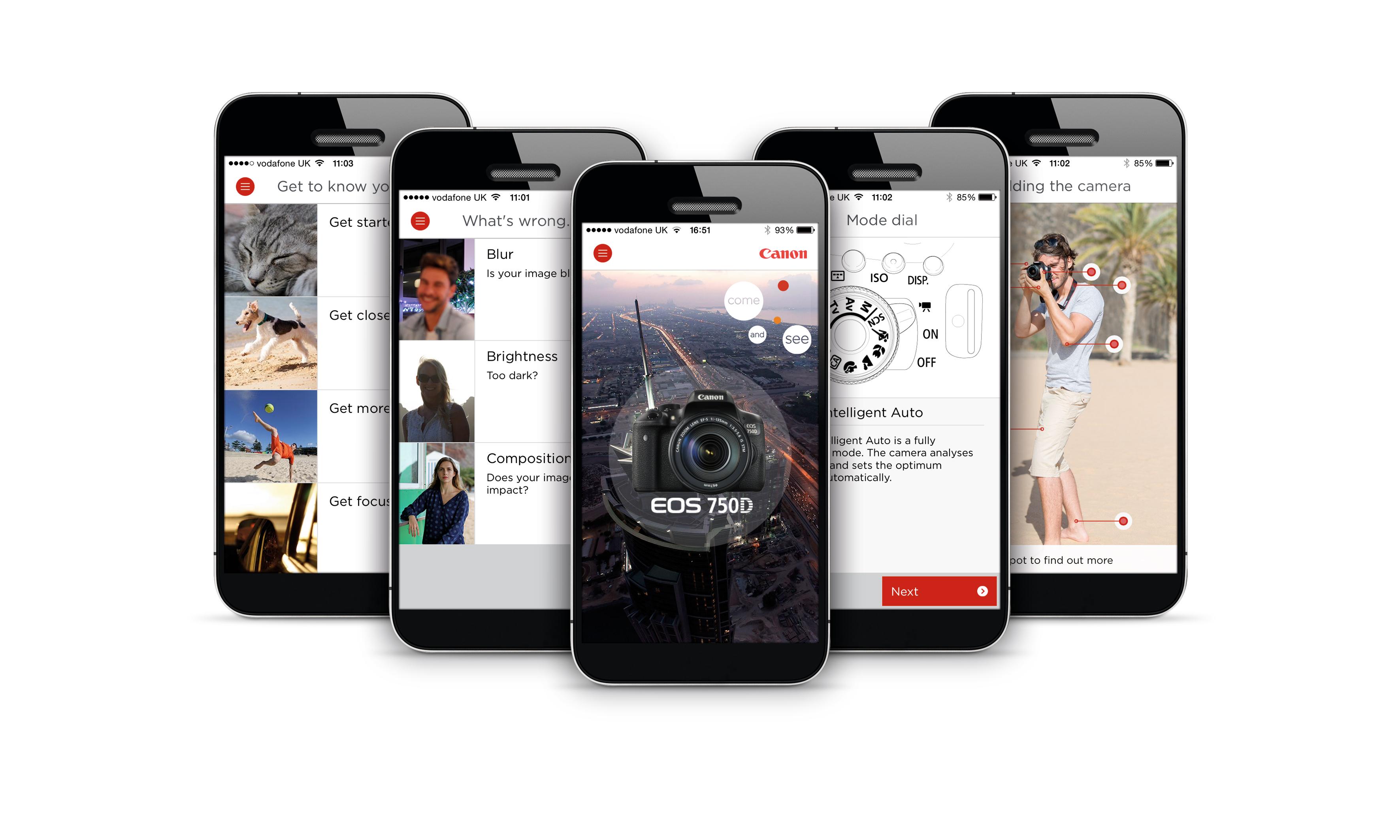 750D App Canon