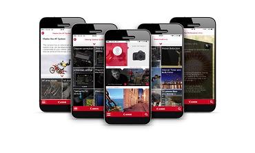 Canon EOS 7D Mark II Companion App