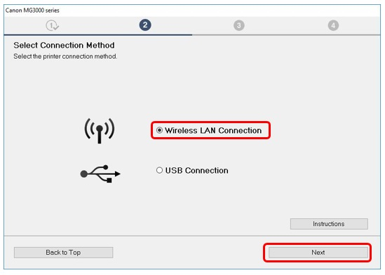 PIXMA MG3050 Wireless Connection Setup Guide - Canon Ireland