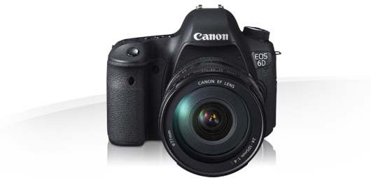 Canon Eos 6d Specification Eos Digital Slr And Compact System Cameras Canon Ireland