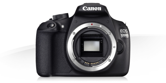 Canon EOS 1200D - EOS Digital SLR and Compact System Cameras