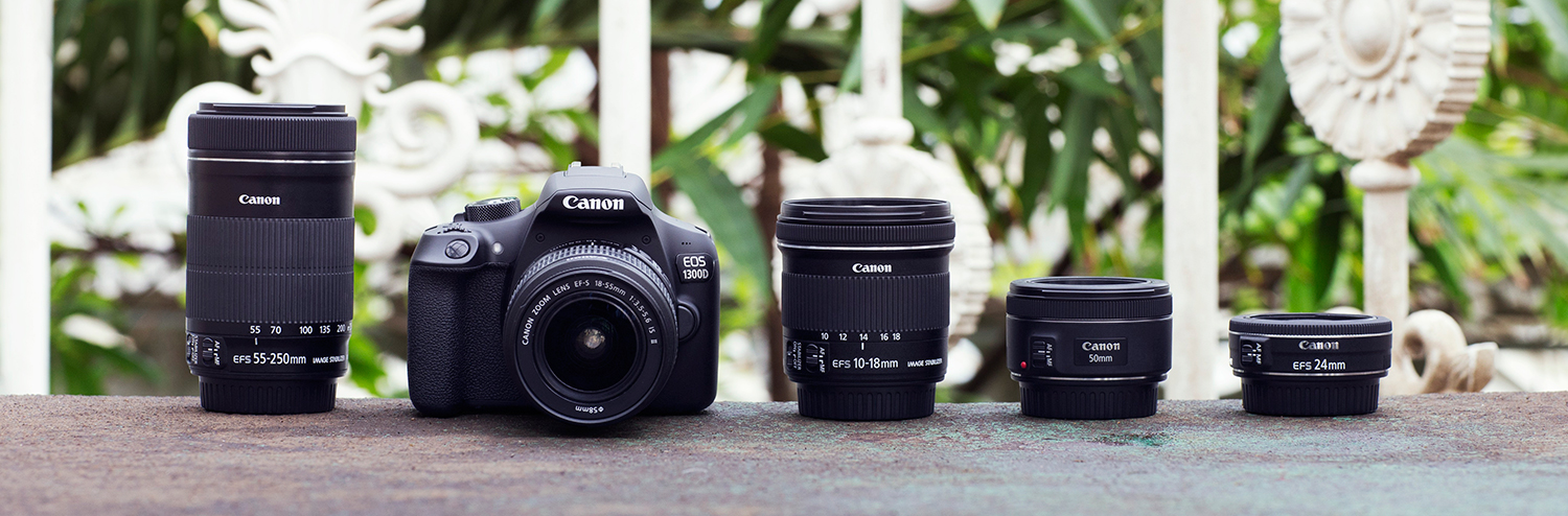 Canon EOS 1300D - EOS Digital SLR and Compact System Cameras - Canon