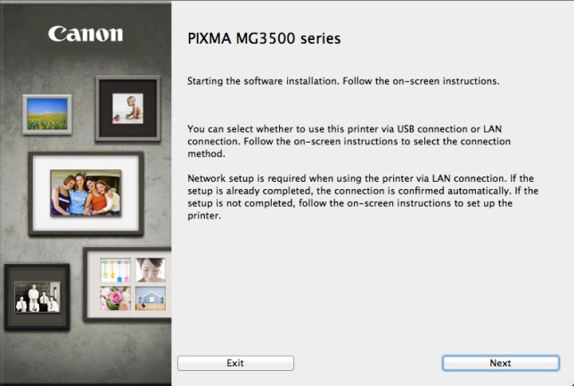 PIXMA MG3540 Wireless Connection Setup Guide - Canon Ireland